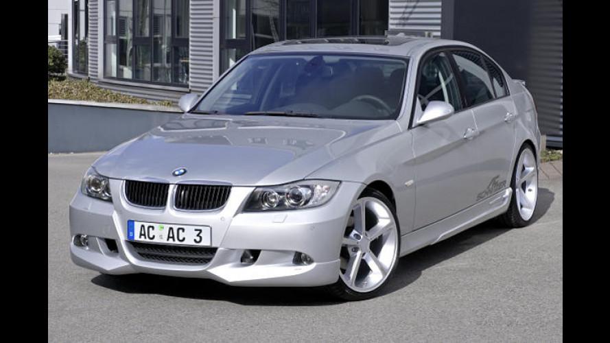 ACS3: Mehr Dynamik, Aggressivität und Eleganz für BMW