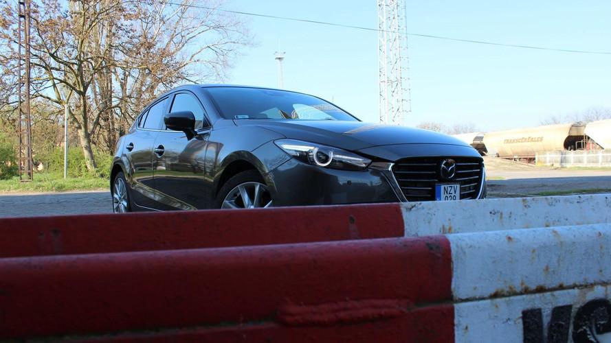 Mazda3 Sport G165 Revolution Top MT: túl jó erre a világra