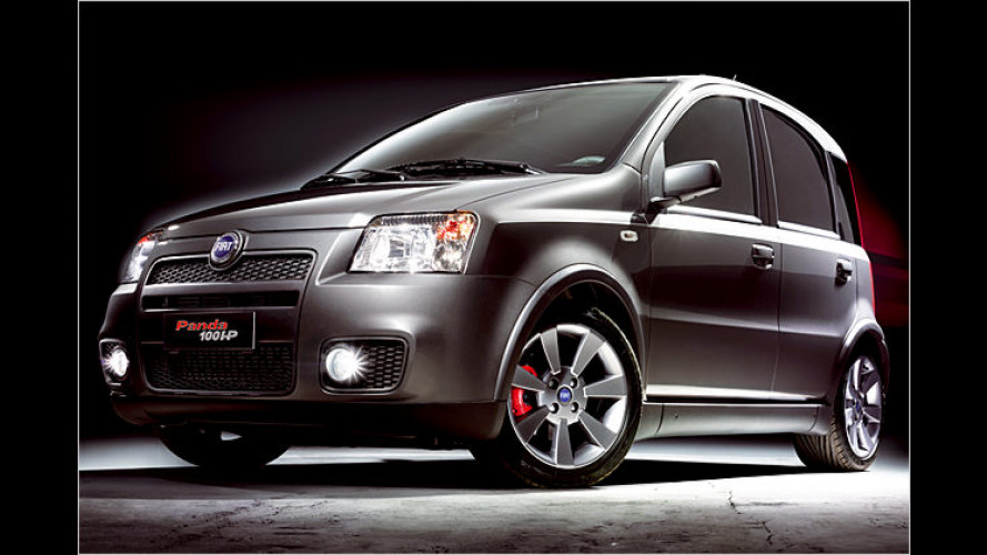 Power-Murmel: Fiat Panda jetzt mit 100 PS und bald in Paris