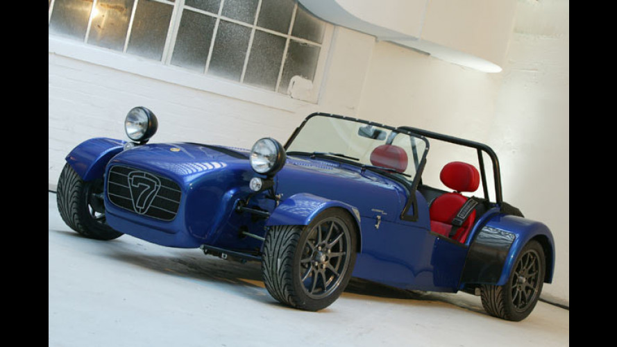 Caterham Seven CSR 200 und 260: Radikale Retro-Racer
