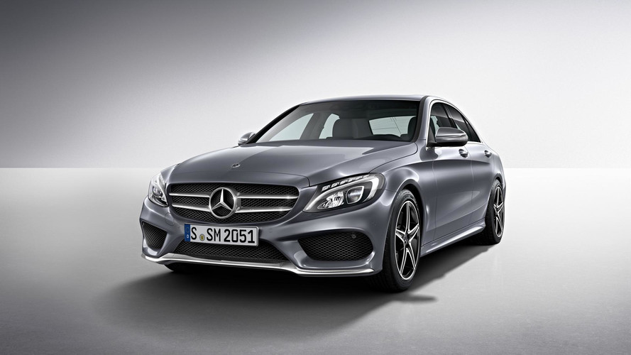 Mercedes C-Class Gets Extra Versions Before Facelift