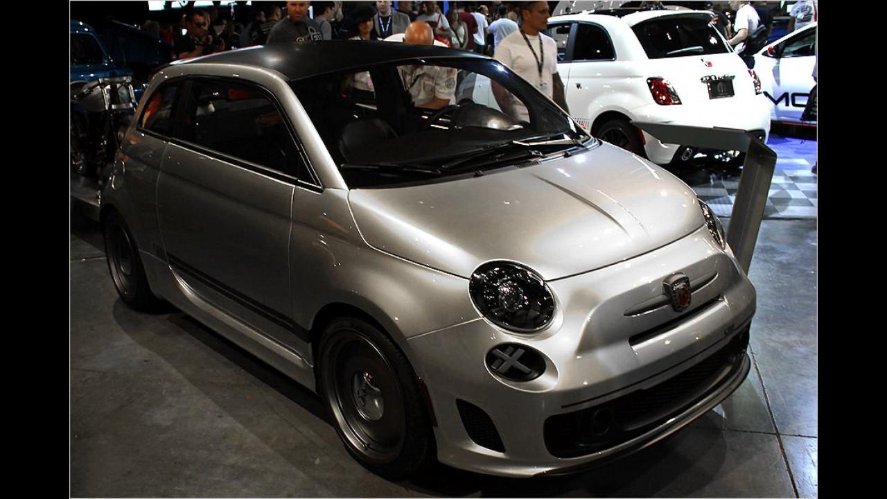 Fiat Abarth Café Racer
