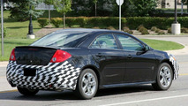 2010 Pontiac G6 Facelift spy photo