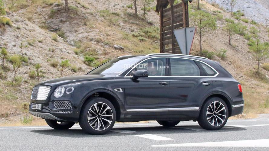 A prueba el Bentley Bentayga híbrido enchufable