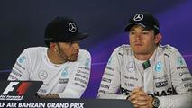 'Party animal' Hamilton vs 'couch potato' Rosberg