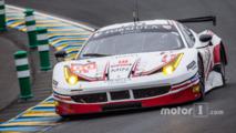 #60 Formula Racing Ferrari 458 Italia- Christina Nielsen, Mikkel Mac, Johnny Laursen