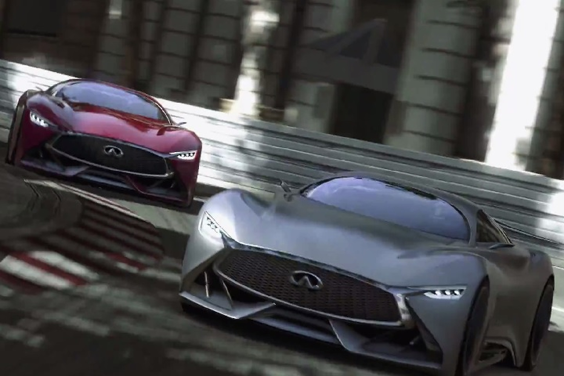 Watch the Epic Infiniti Supercar Concept Debut In 'Gran Turismo 6'