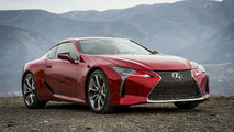 Lexus LC 500 Into the Light video