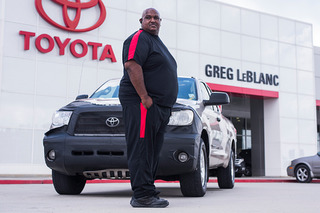 Man Drives His Toyota Tundra for One Million Miles