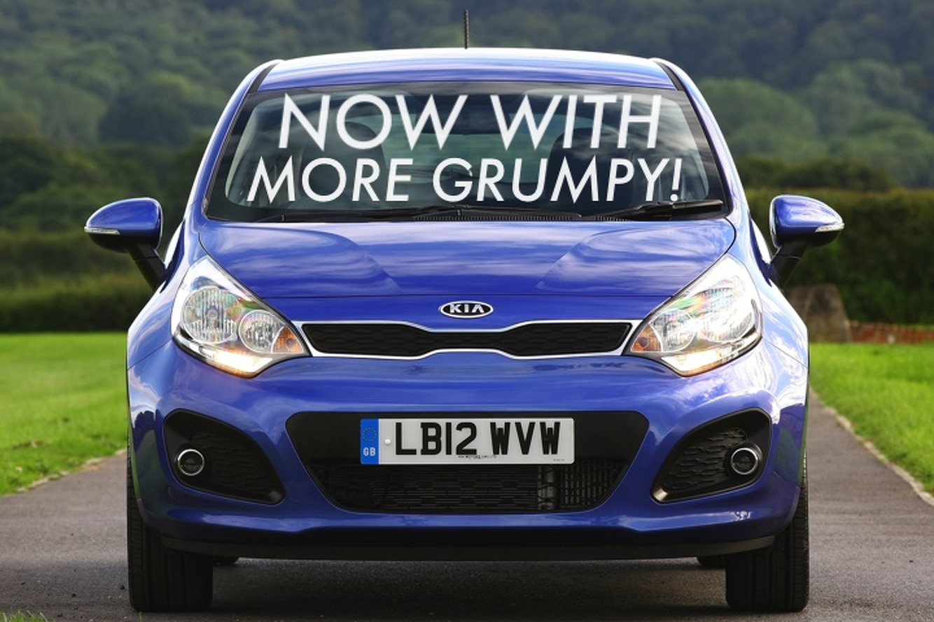 Kia Wants to Build A Hot Hatchback That Eats Ford Fiestas For Breakfast