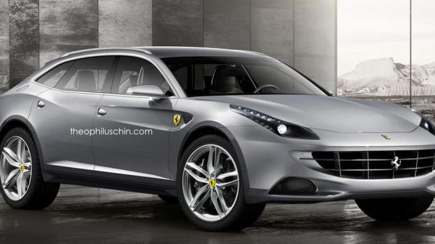 Ferrari SUV büyük ihtimalle gerçek olacak