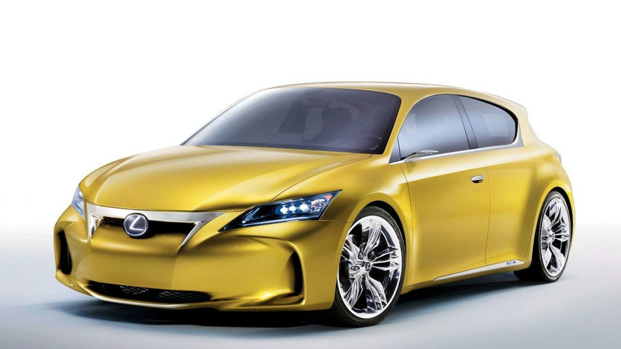 Lexus Releases More LF-Ch Concept Photos and Details
