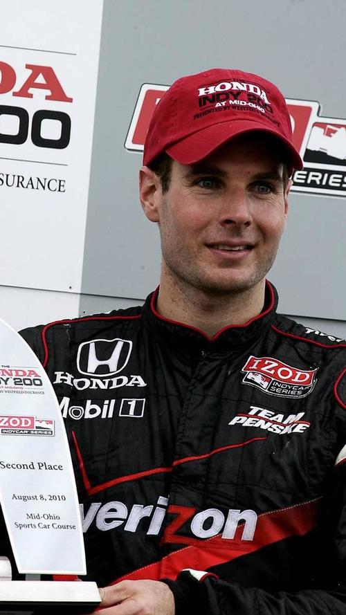 Webber kept Indycar leader Power's racing dream alive