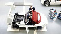 Watch the Wiesmann GT MF4 Live Frankfurt Build in 231 Seconds [Video]