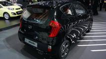 2012 Kia Picanto live in Geneva - 01.03.2011