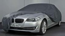 2010 BMW F10 5-Series Leaked