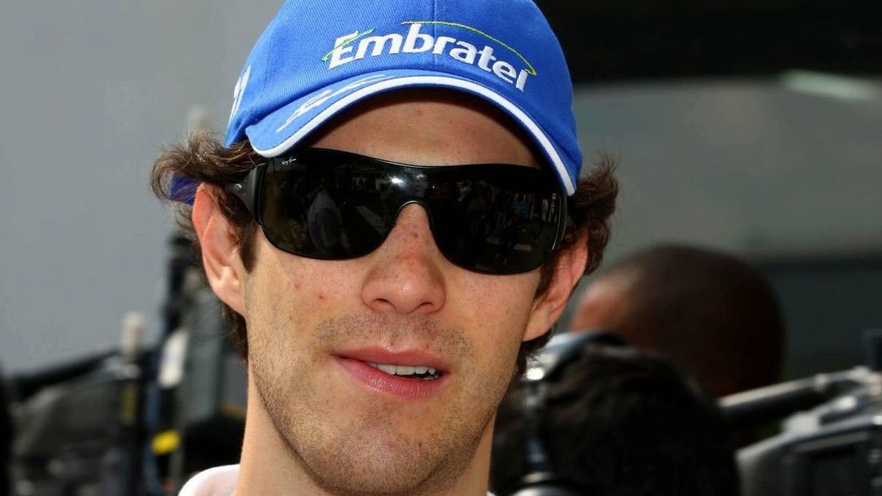 Bruno Senna (BRA), Brazilian Grand Prix, Sunday, 18.10.2009 Sao Paulo, Brazil