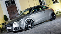 Audi A1 1.4 TSI tuned by HS Motorsport