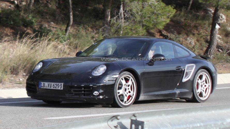 2012 Porsche 911 - new details reported