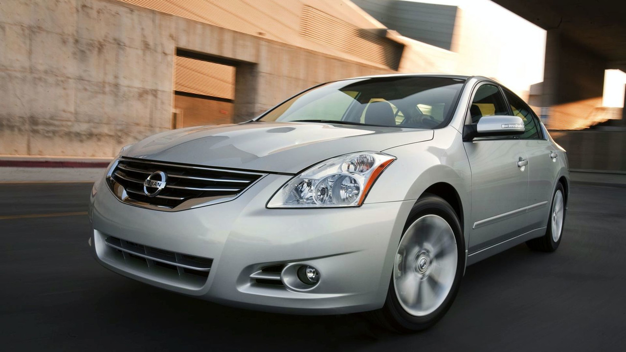 2010 Nissan Altima Sedan Facelift