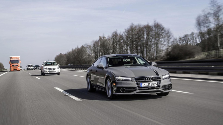 Audi présente de nouvelles technologies pour la conduite pilotée