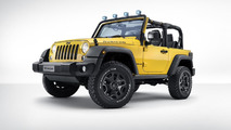 Jeep Wrangler Rubicon Rocks Star