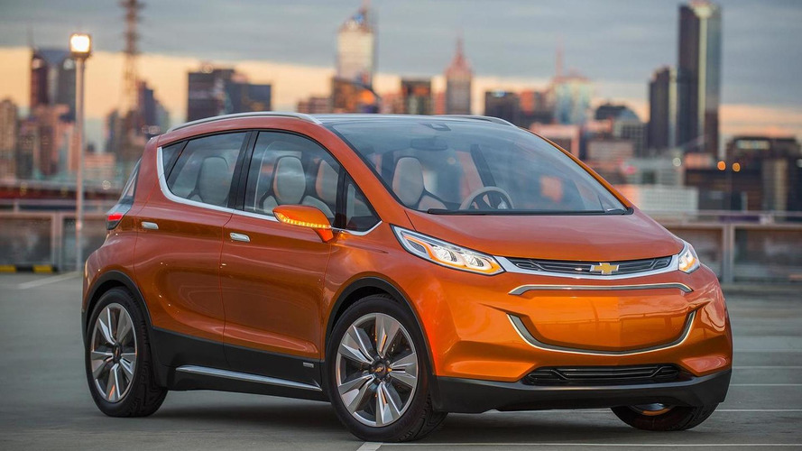 2017 Chevrolet Bolt to be built with the help of LG