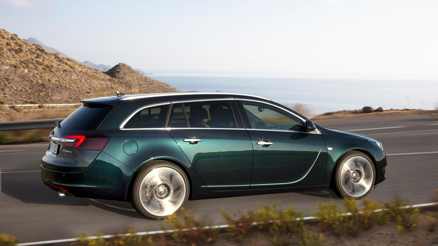 Opel/Vauxhall Insignia Country Tourer to rival Audi A6 Allroad - report
