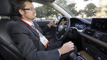 Audi Piloted Parking 09.1.2013