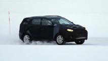 Hyundai ix35 facelift spy photo 18.01.2013 / Automedia