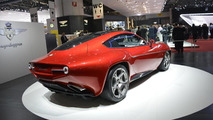 Touring Superleggera Disco Volante live in Geneva