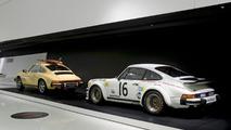 Porsche Museum 50 Years of 911 anniversary exhibition 05.6.2013