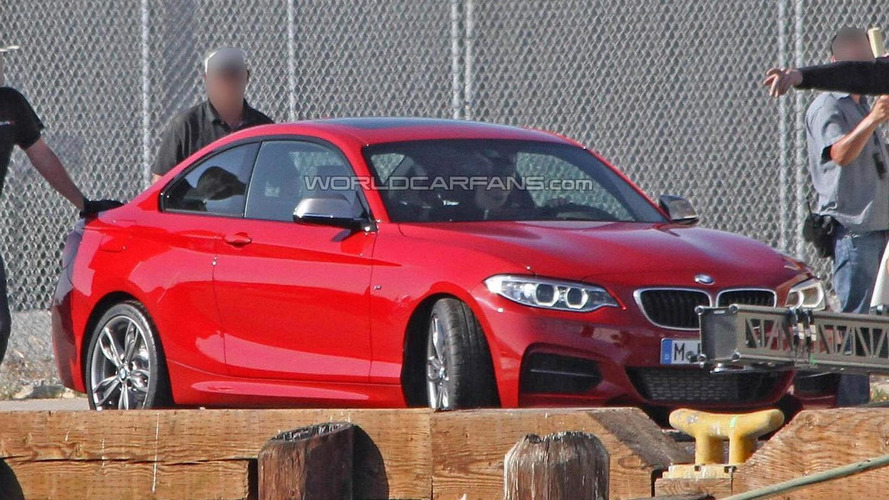 BMW 2-Series Coupe will go on sale next March - report