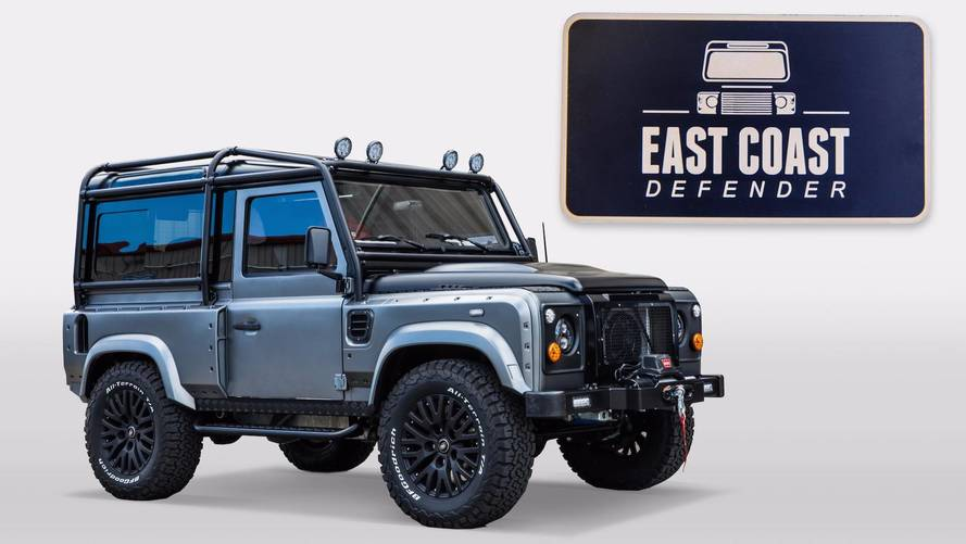 $200K Gift Card Lets You Build The Perfect East Coast Defender