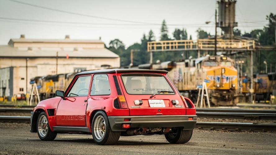 Renault 5 Turbo 2 Evolution