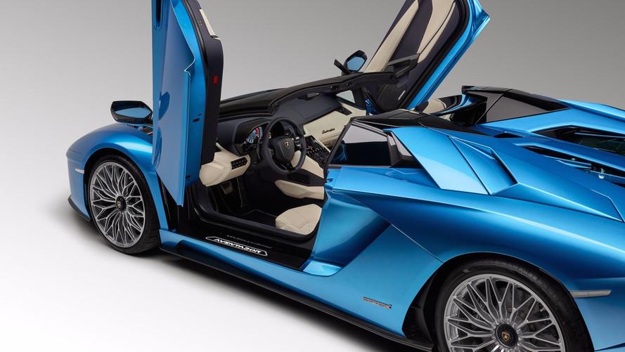 Lamborghini - La conduite autonome, non merci