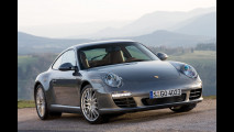 Porsche 997 Carrera 4 e 4S restyling