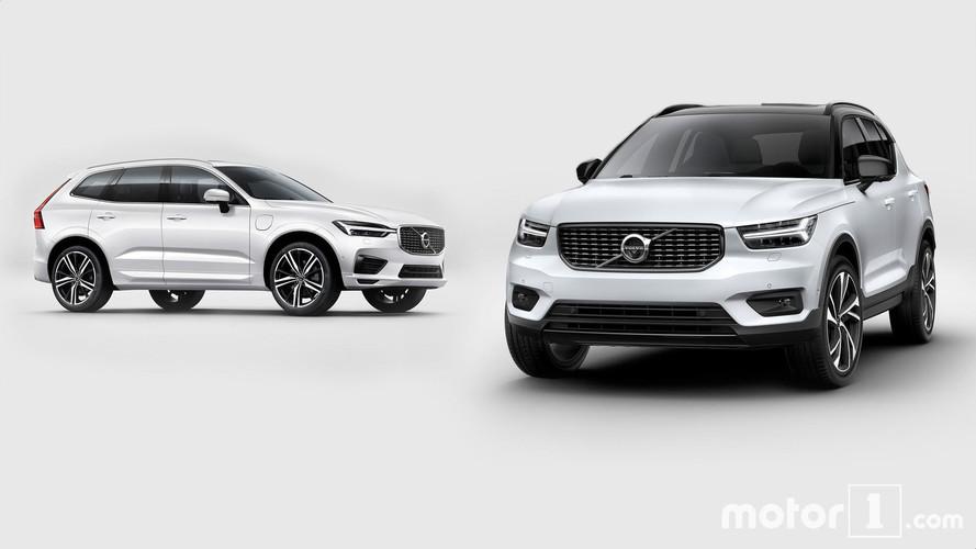 Comparatif - Le Volvo XC40 face à son grand frère XC60