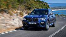 2018 BMW X3 full review