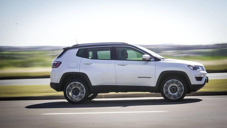 Semana Motor1.com - Testamos o Jeep Compass Limited Diesel, Chevrolet lança Tracker Premier e mais