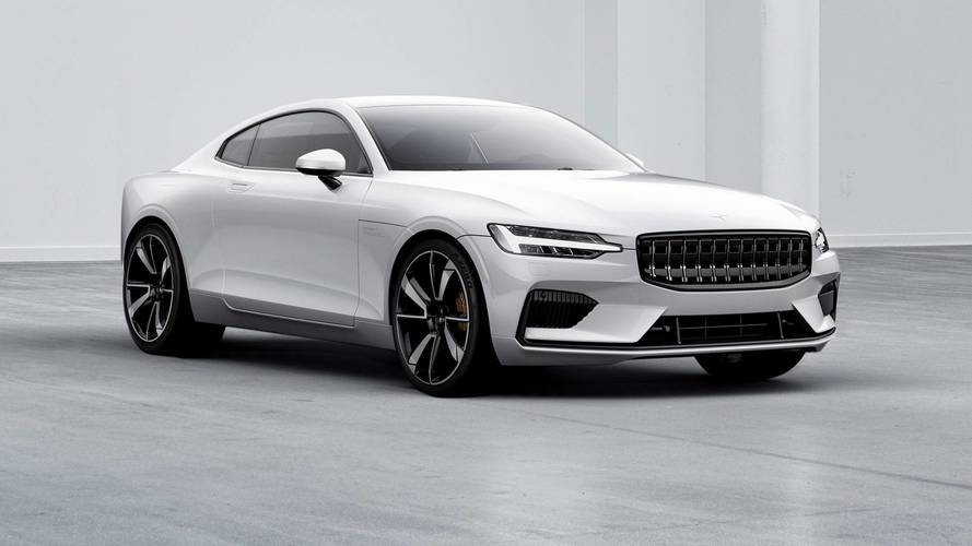 Order books opens for new Polestar 1 electric coupe