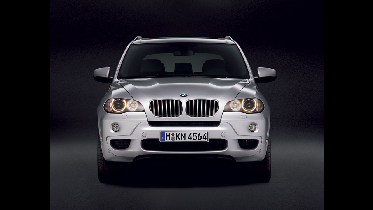 BMW X5 Pack M