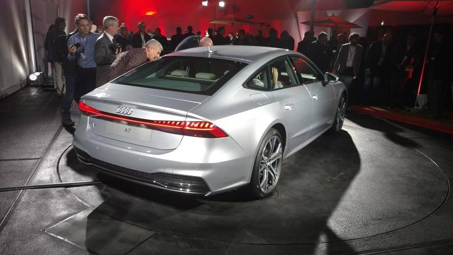Audi A7 2019