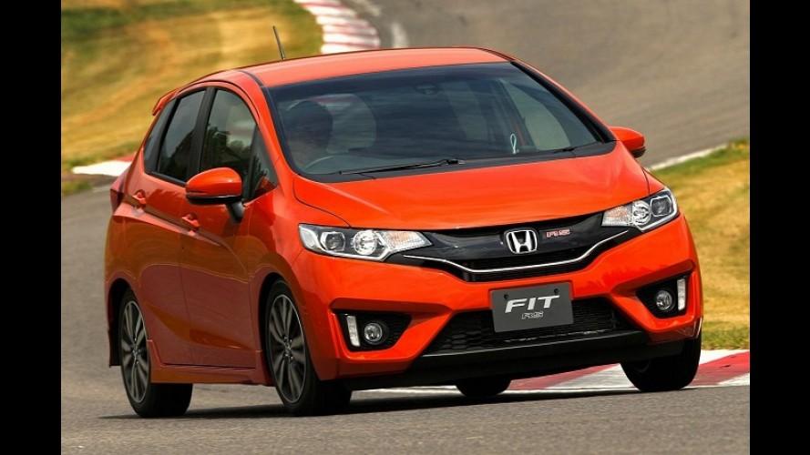 Novo Honda Fit terá versão Type R com motor 1.5 de 190 cv