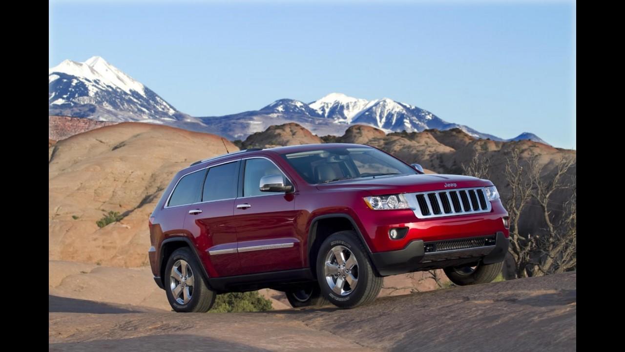 Chrysler reduz prejuízos em 2010
