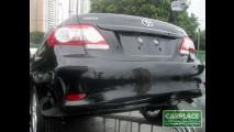 Toyota Corolla 2012 já está nas lojas