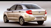 Pelo mundo: nova geração do Ford Ka também será vendida na África do Sul