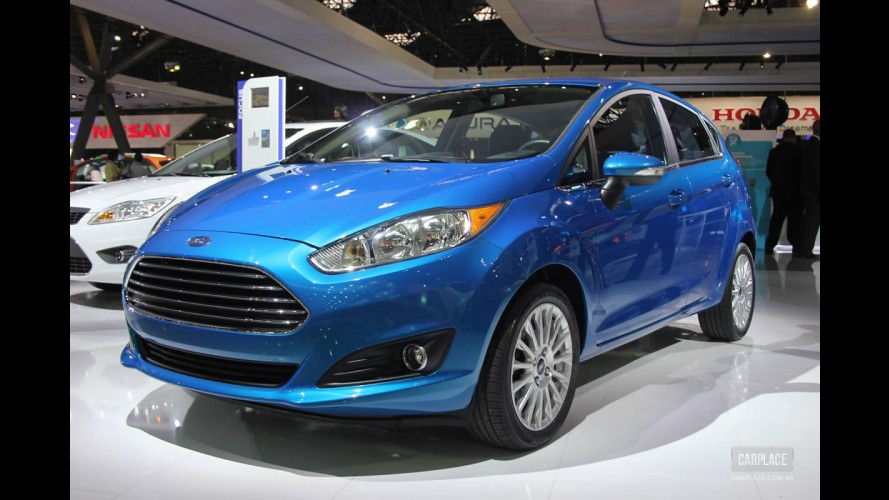 Segredo: New Fiesta 2013 nacional terá motor 1.6 de 130 cv e câmbio Powershift - versão de entrada virá com propulsor 1.25 ou 1.
