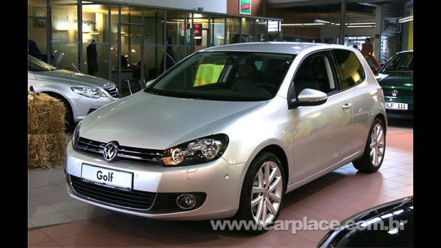 Alemanha: Vendas caem quase 30% em fevereiro - VW amplia liderança