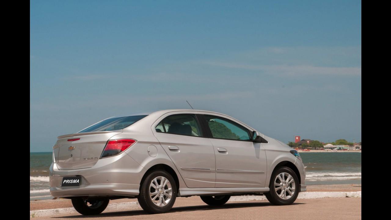 Novo Chevrolet Prisma chega com preços a partir de R$ 34.990
